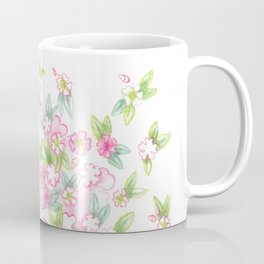 Martha's Flowers Coffee Mug