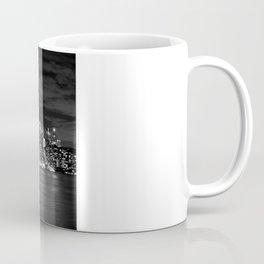 Toronto Skyline, Monocrome Coffee Mug