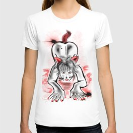 Kitty Girl T-shirt