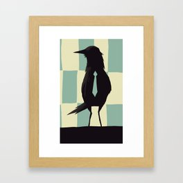 Tordo Framed Art Print