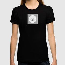 Scots Pine Paper Bag Grey T-shirt
