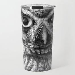 Intense Owl G137 Travel Mug