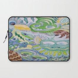 The Tropics Laptop Sleeve
