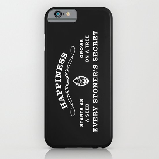 The Secret to Happiness iPhone & iPod Case