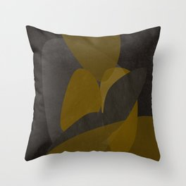 Translucent-7 Throw Pillow