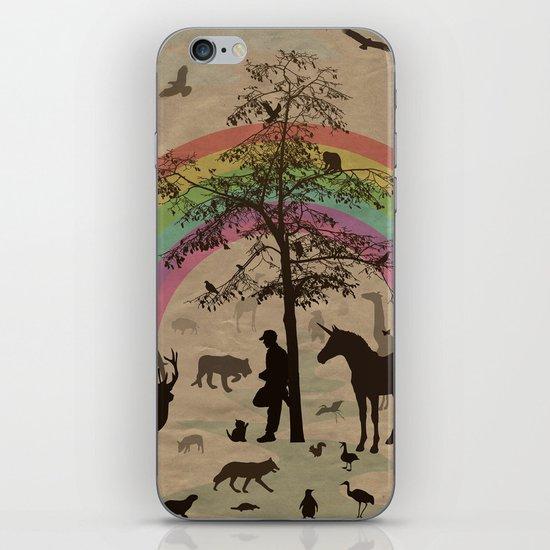 Kingdom iPhone & iPod Skin