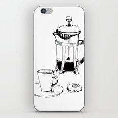 Coffee Break iPhone & iPod Skin