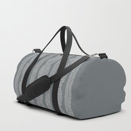 Cable Greys Duffle Bag
