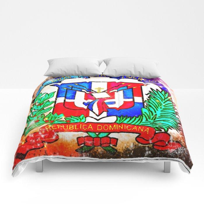 Republica Linda (DR Mission 1) Comforters