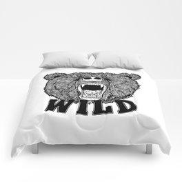 Bear Wild Comforters