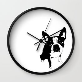 Lucky Luna Wall Clock