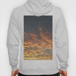 Blazing sunset Hoody