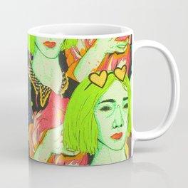 Weirdo Coffee Mug