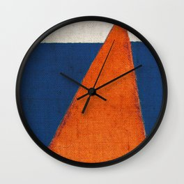 Offshore Wall Clock