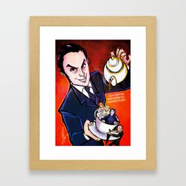 Moriarty - Every Fairytale Needs A Good Old-Fashioned Villain Framed Art Print