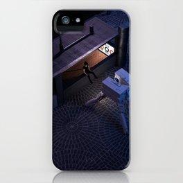 Future Conversation iPhone Case