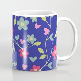 Pearl flower Coffee Mug