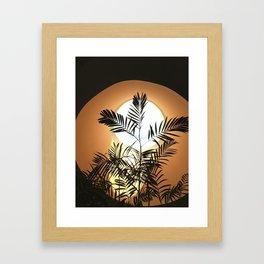 X.X Framed Art Print