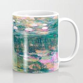water lilies : Monet Coffee Mug