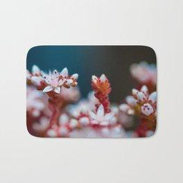 Tiny Star Flower Bath Mat