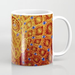 alex grey transfiguration 2019 basket Coffee Mug