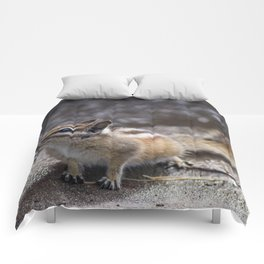 The Chipper Chipmunk Comforters