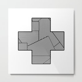 Remedy Metal Print