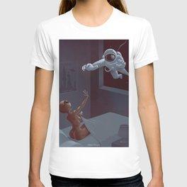 The aliens T-shirt