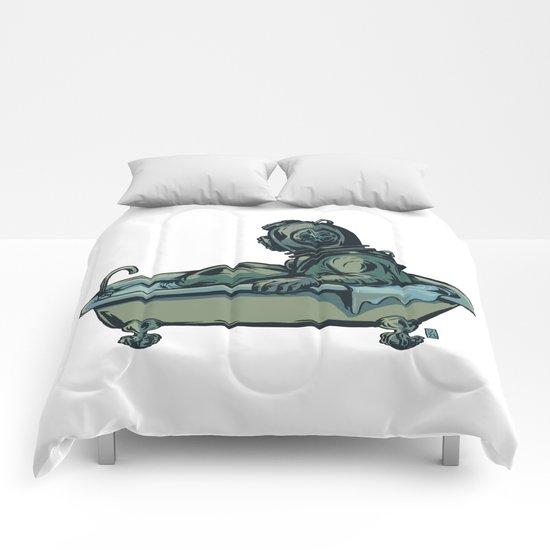 A Tiny Adventure Comforters