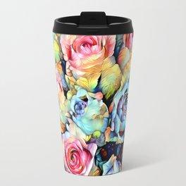 For Love of Roses Travel Mug