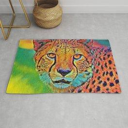 AnimalColor_Cheetah_001 Rug