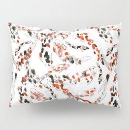 Living Jewel: Koi Pillow Sham