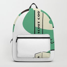 Girl Scout Cookies - Thin Mints Backpack