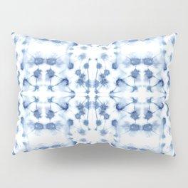 Mirror Dye Blue Pillow Sham