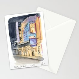 The Band's Visit - Broadway Stationery Cards
