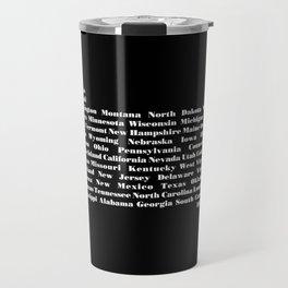 United States of Amerika |USA Travel Mug