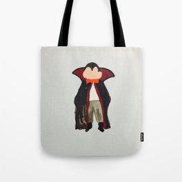 Trick or Treat Halloween Toddler Vampire Dracula Tote Bag
