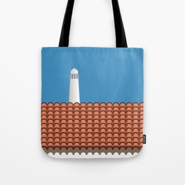 SUMMER HOUSE 2 Tote Bag