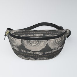 Vintage Floral with Golden Accents #1 Fanny Pack