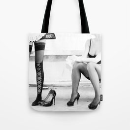 Clean  Tote Bag