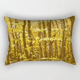 Autumn Splendor Rectangular Pillow