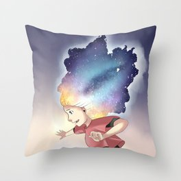 Secrets of the universe Artwork Throw Pillow
