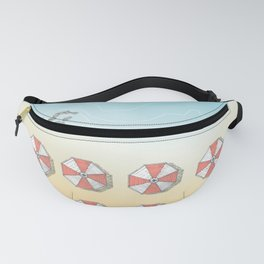 Early In The Morning #society6 #decor #buyart Fanny Pack