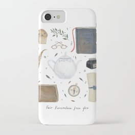 House of the Wise iPhone Case