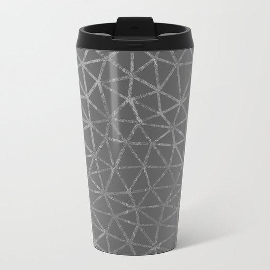 Seg Marble Metal Travel Mug