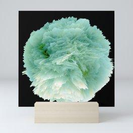 Fantasy Sea Anemone in Green Mini Art Print