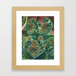 Melons Framed Art Print