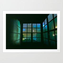 Room 0 Art Print