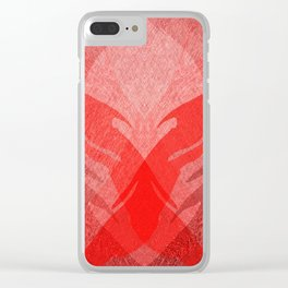 The cradle of life Clear iPhone Case