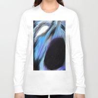 manhattan Long Sleeve T-shirts featuring Manhattan  by RDsix3